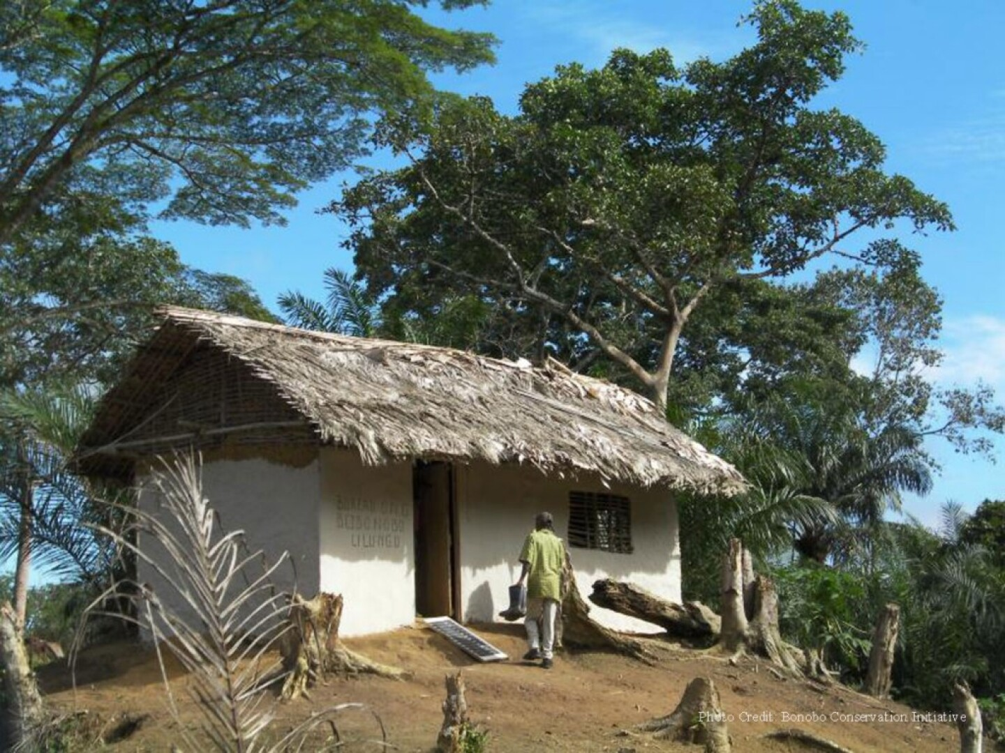 Conservation Center at Lilungu